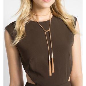 Kendra Scott Phara Gold Necklace